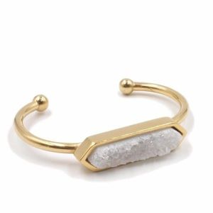 NEW Kinsley Armelle Quartz Bangle